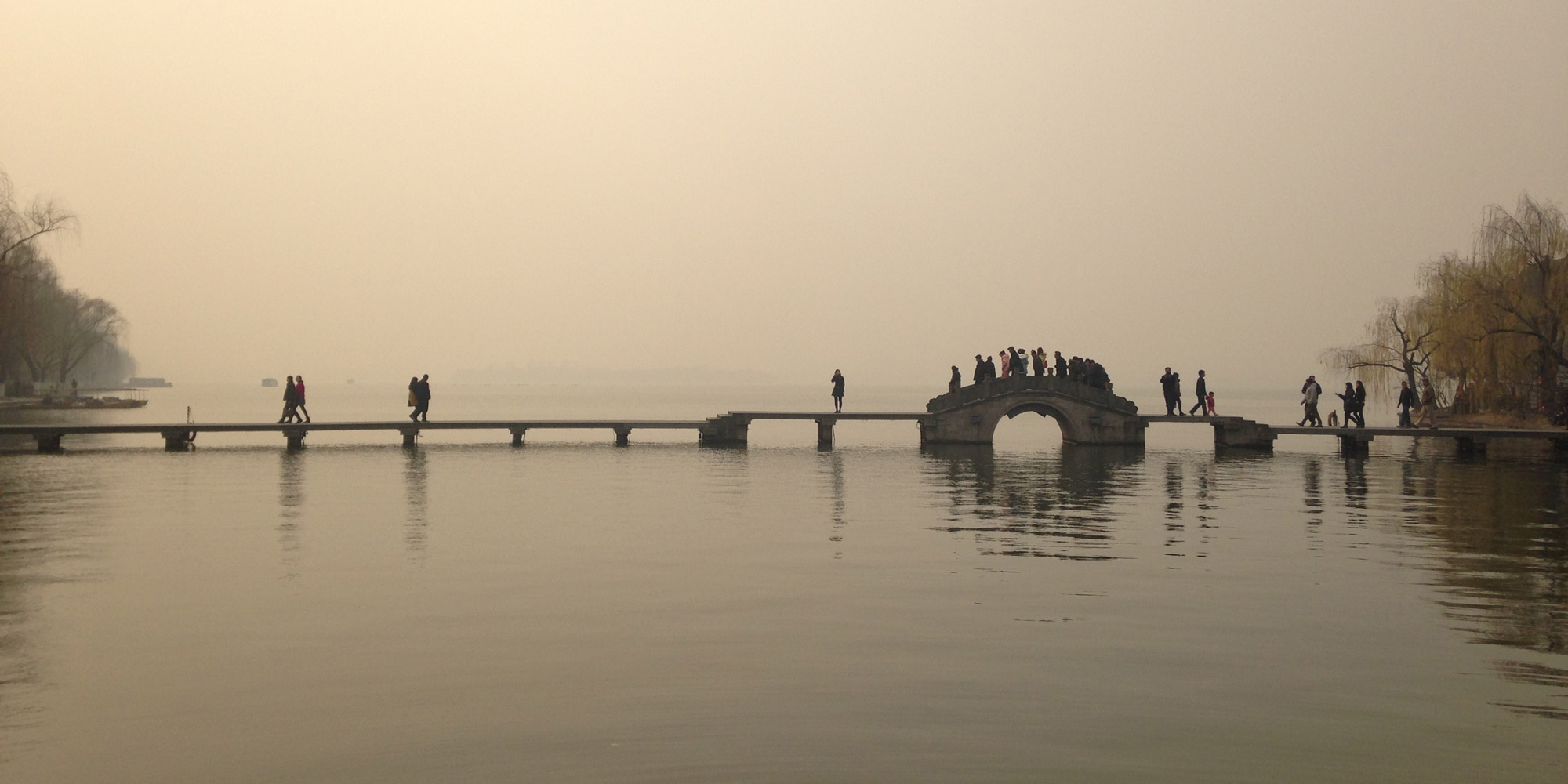 Hangzhou bridge